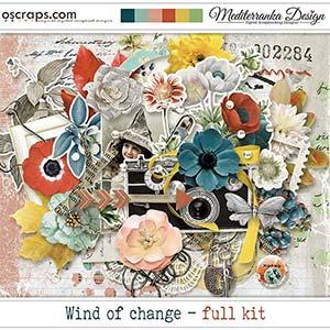 Wind of change (Full kit)