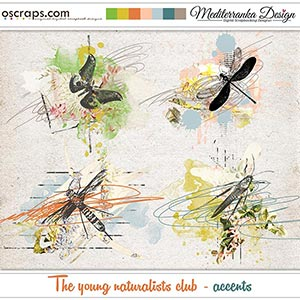 The young naturalists club (Accents)