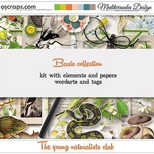 The young naturalists club (Basic collection 2 in 1)