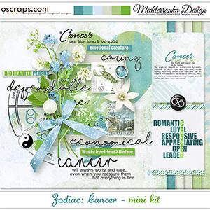 Zodiac: Cancer (Mini kit)