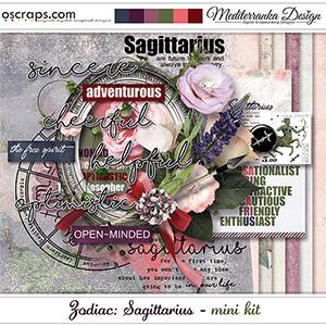 Zodiac: Sagittarius (Mini kit)