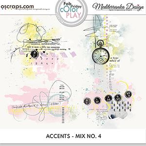 Accents Mix No. 4