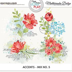 Accents Mix No. 5