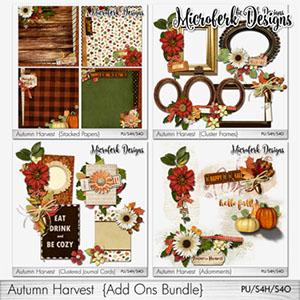 Autumn Harvest Add Ons Bundle