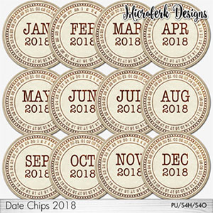Date Chips 2018