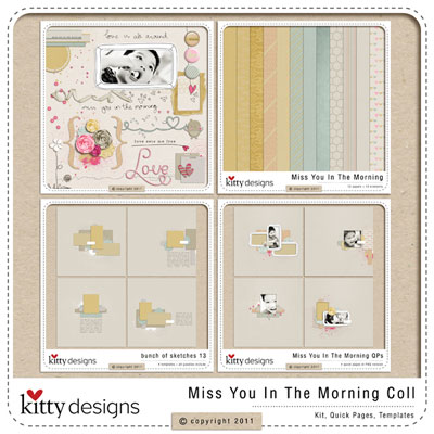 Miss You In The Morning Collection
