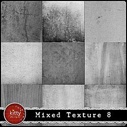Mixed Texture 8