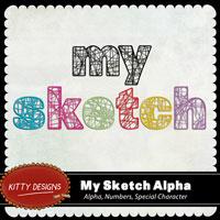 My Sketch Alpha