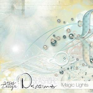 Seashore Dreams {Magic Lights}