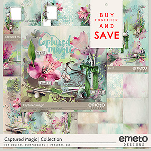 Captured Magic Collection by emeto designs