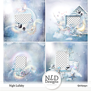 Night Lullaby Quickpages
