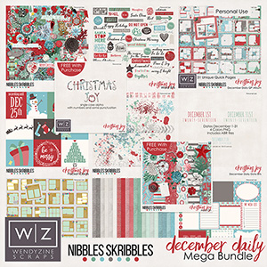 Christmas Joy Mega Bundle 2017