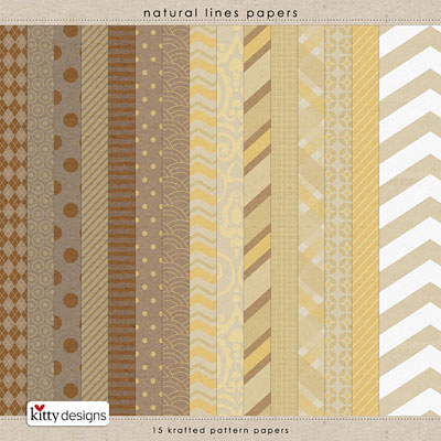 Natural Lines Papers