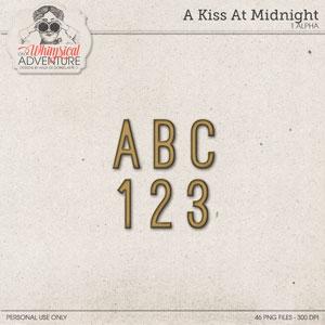 A Kiss At Midnight Alpha