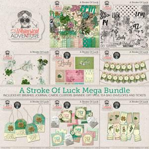 A Stroke Of Luck Mega Bundle