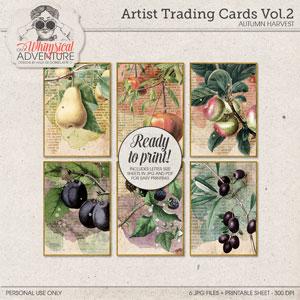 Artist Trading Cards Vol2