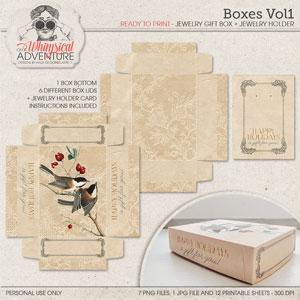 Boxes Vol1