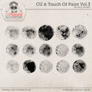 CU A Touch Of Paint Vol3