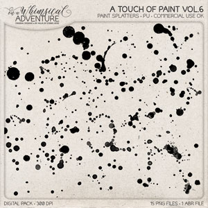 CU A Touch Of Paint Vol6