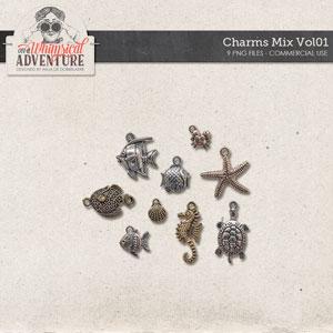 CU Charms Mix Vol01