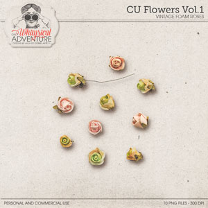 CU Flowers Vol1