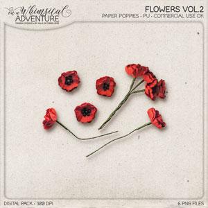 CU Flowers Vol2