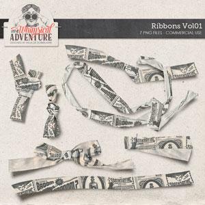 CU Ribbons Vol01