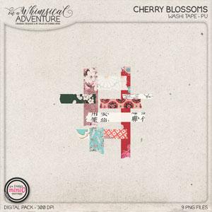 Cherry Blossoms Washi Tape