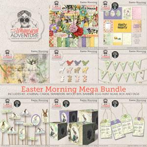 Easter Morning Mega Bundle