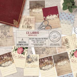 Ex Libris Bookplates