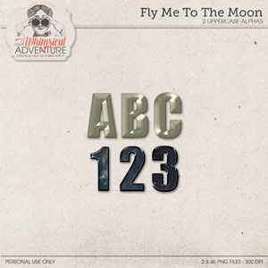 Fly Me To The Moon Alpha