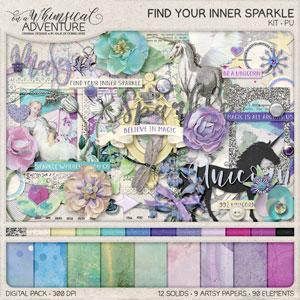 Find Your Inner Sparkle Kit