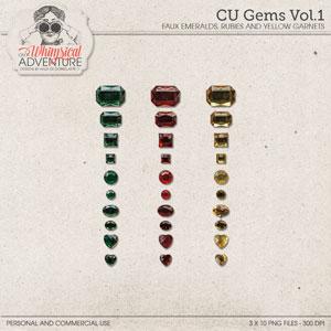 CU Gems Vol1