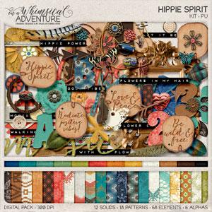 Hippie Spirit Kit