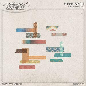 Hippie Spirit Washi Tape