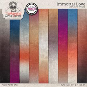 Immortal Love Gradient Papers