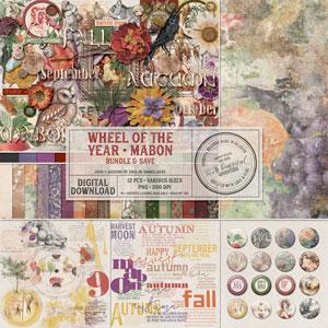 Wheel Of The Year Mabon Bundle