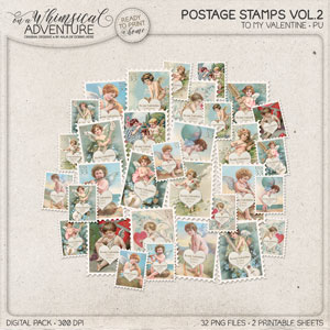 Postage Stamps Vol2