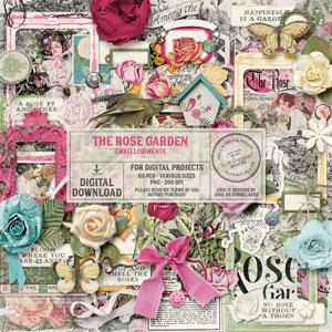 The Rose Garden Embellishments