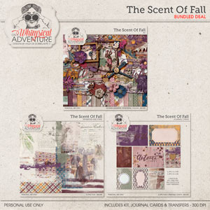 The Scent Of Fall Bundle