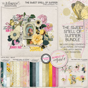 The Sweet Smell Of Summer Bundle