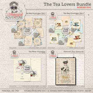 The Tea Lovers Bundle