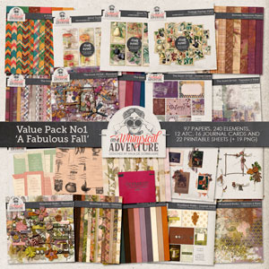 Value Pack No1 A Fabulous Fall