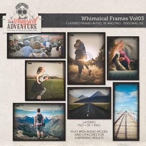 Whimsical Frames Vol03