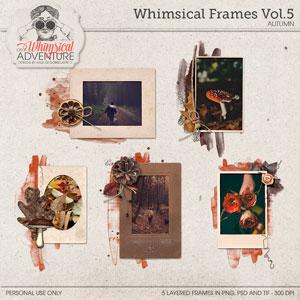 Whimsical Frames Vol5