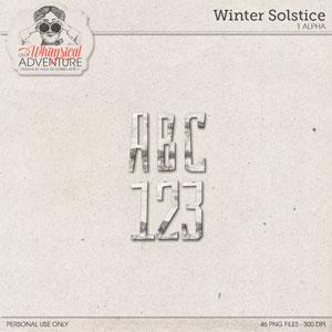 Winter Solstice Alpha