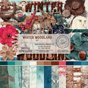 Winter Woodland Kit