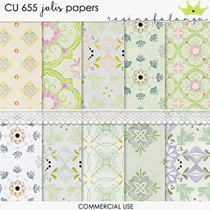 CU 655 JOLIS PAPERS