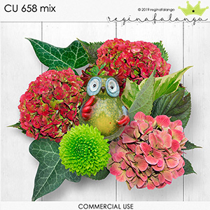 CU 658 MIX