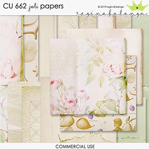 CU 662 JOLIS PAPERS